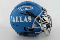 Jason Witten Signed Full-Size Authentic On-Field Matte Blue F7 Helmet (Beckett COA & Witten Hologram) at PristineAuction.com