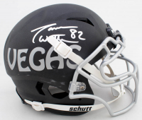 Jason Witten Signed Full-Size Authentic On-Field Matte Black Vengeance Helmet (Beckett COA & Witten Hologram) at PristineAuction.com