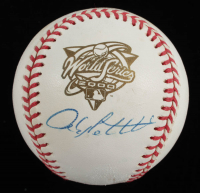 Andy Pettitte Signed 2000 World Series Baseball (PSA COA) at PristineAuction.com