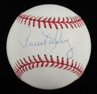 Ron Darling Signed OML Baseball (MLB Hologram & Steiner COA) at PristineAuction.com