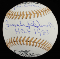 Brooks Robinson Signed Gold Glove Award Baseball With Multiple Inscriptions (PSA COA) at PristineAuction.com