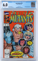 "1990 ""The New Mutants"" Issue #87 Marvel Comic Book (CGC 6.0) at PristineAuction.com"