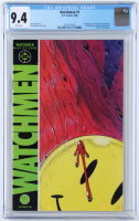 "1986 ""Watchmen"" Issue #1 D.C. Comic Book (CGC 9.4) at PristineAuction.com"