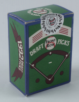 1992 Front Row Draft Picks Baseball Complete Set of (100) Cards with Derek Jeter's 1st Card at PristineAuction.com