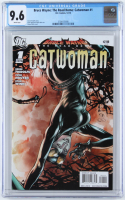 "2010 ""Bruce Wayne: The Road Home: Catwoman"" Issue #1 D.C. Comic Book (CGC 9.6) at PristineAuction.com"