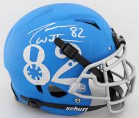 Jason Witten Signed Full-Size Authentic On-Field Matte Blue Vengeance Helmet (Beckett COA & Witten Hologram) at PristineAuction.com