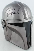 "Pedro Pascal Signed ""The Mandalorian"" Full-Size Helmet (Beckett COA) at PristineAuction.com"