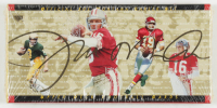 Joe Montana 1995 Upper Deck Career Set Complete Set of (45) Football Cards at PristineAuction.com