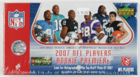 2007 Upper Deck Rookie Premiere Football Hobby Set with (30) Cards at PristineAuction.com