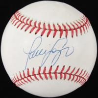 Luis Sojo Signed 2000 World Series Baseball (PSA COA) at PristineAuction.com