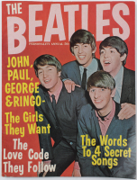"Vintage 1964 First Issue ""The Beatles"" Magazine at PristineAuction.com"