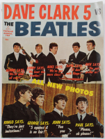 "Vintage 1964 ""The Beatles"" Magazine at PristineAuction.com"