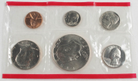 1974 U.S. Mint Uncirculated Coin Set with (12) Coins at PristineAuction.com