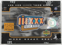 1999 Upper Deck Super Bowl XXXIII Box of (25) Cards at PristineAuction.com
