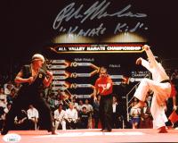 "Ralph Macchio Signed ""Karate Kid"" 8x10 Photo Inscribed ""Karate Kid"" (JSA COA) at PristineAuction.com"