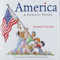 "Lynne Cheney Signed ""America: A Patriotic Primer"" Hardcover Book (PSA COA) at PristineAuction.com"