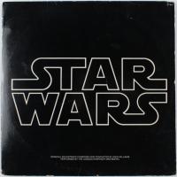 "Original Vintage 1977 ""Star Wars"" Soundtrack Vinyl Record Album at PristineAuction.com"