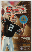 1999 Topps Bowman Rookie Football Hobby Box with (24) Packs at PristineAuction.com