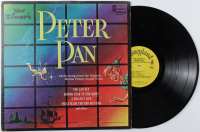 "Vintage 1963 Walt Disney ""Peter Pan"" Vinyl Record Album at PristineAuction.com"
