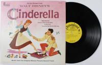 "Vintage 1963 Walt Disney's ""Cinderella"" Vinyl Record at PristineAuction.com"