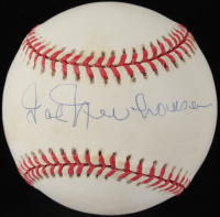 Hal Newhouser Signed OAL Baseball (PSA COA) at PristineAuction.com