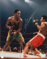 Joe Frazier Signed 16x20 Photo (JSA COA & Super Star Hologram) at PristineAuction.com