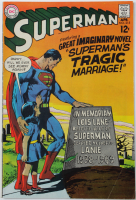 "1969 ""Superman"" Issue #215 DC Comic Book at PristineAuction.com"