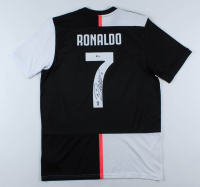 Cristiano Ronaldo Signed Juventus F.C. Jersey (Beckett COA) at PristineAuction.com