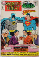 """1967 """"World's Finest"""" Issue #172 DC Comic Book at PristineAuction.com"""