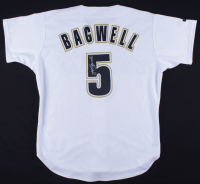 Jeff Bagwell Signed Astros Jersey (JSA ALOA) at PristineAuction.com