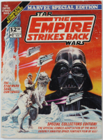 "1980 ""Star Wars: The Empire Strikes Back"" Issue #2 Marvel Comic Book at PristineAuction.com"