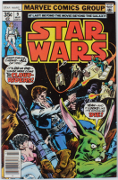 """1978 """"Star Wars"""" Issue #9 Marvel Comic Book at PristineAuction.com"""
