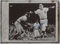 Al Kaline Signed Vintage UPI 8x11 Photo (PSA COA) at PristineAuction.com