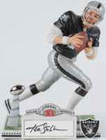 "Kenny Stabler Signed LE ""Superbowl XI"" Ceramic Statue with Original Box (PSA LOA) at PristineAuction.com"