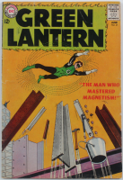 "1963 ""Green Lantern"" Issue #21 DC Comic Book at PristineAuction.com"
