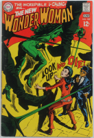 "Vintage 1969 ""Wonder Woman"" Issue #182 DC Comic Book at PristineAuction.com"