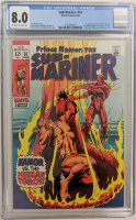"1969 ""Sub-Mariner"" Issue #14 Marvel Comic Book (CGC 8.0) at PristineAuction.com"