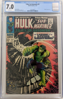 "1967 ""Tales to Astonish"" Issue #97 Marvel Comic Book (CGC 7.0) at PristineAuction.com"