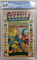 """1965 """"Justice League of America"""" Issue #38 DC Comic Book (CGC 6.0) at PristineAuction.com"""