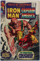 "1967 ""Tales Of Suspense"" Issue #91 Marvel Comic Book at PristineAuction.com"