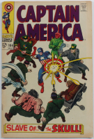 "1968 ""Captain America"" Issue #104 Marvel Comic Book at PristineAuction.com"