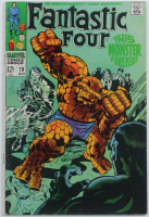 """1968 """"Fantastic Four"""" Issue #79 Marvel Comic Book at PristineAuction.com"""