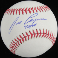 """Jose Conseco Signed OML Baseball Inscribed """"40/40"""" (Real Deal COA) at PristineAuction.com"""