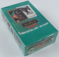 1990-91 Skybox Series 2 Basketball Box of (36) Packs at PristineAuction.com