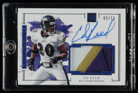 Ed Reed 2020 Panini Impeccable Extravagance Patch Autographs #10 at PristineAuction.com