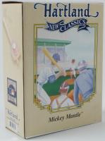 Mickey Mantle Yankees Hartland Figurine at PristineAuction.com