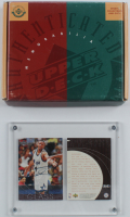"Anfernee ""Penny"" Hardaway Signed 1996 Upper Deck GP #173 with Acrylic Display Case (UDA COA) at PristineAuction.com"