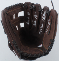 Nolan Ryan Signed Baseball Glove with Multiple Inscriptions (PSA COA) at PristineAuction.com