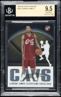 LeBron James 2003-04 Topps Pristine #101 C RC (BGS 9.5) at PristineAuction.com