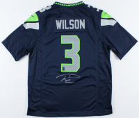 Russell Wilson Signed Seahawks Jersey (PSA COA & Wilson Hologram) at PristineAuction.com